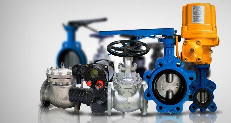 Трубопроводная запорная арматура бытового и промышленного назначения — с адресной доставкой