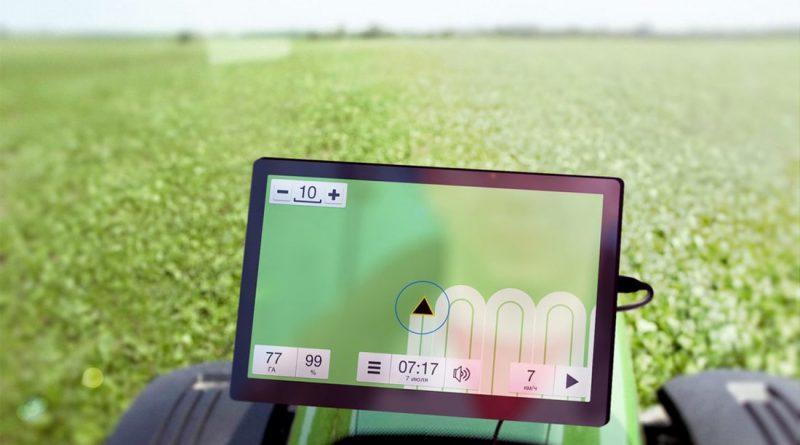 Спутниковые системы навигации для сельхозтехники