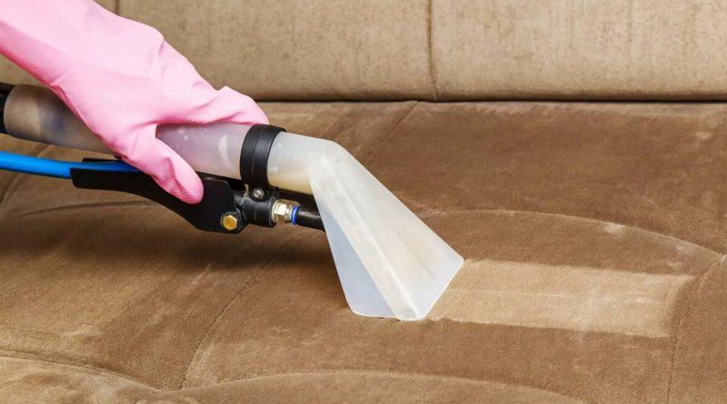 Химчистка мягкой мебели в Украине - где заказать услугу и почему лучше обращаться к специалистам