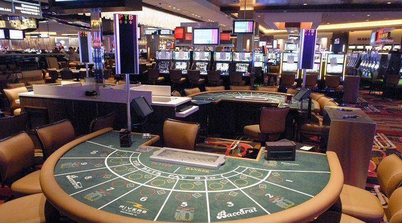 Как с помощью казино Колумбус освоить игровые автоматы