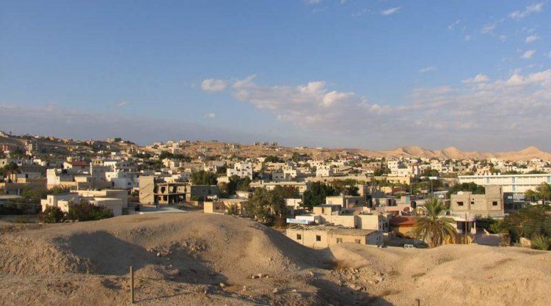 Как сейчас живет древний город Иерихон (38 фото)