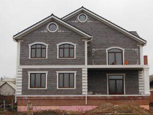 Отделка фасадов в Воронеже
