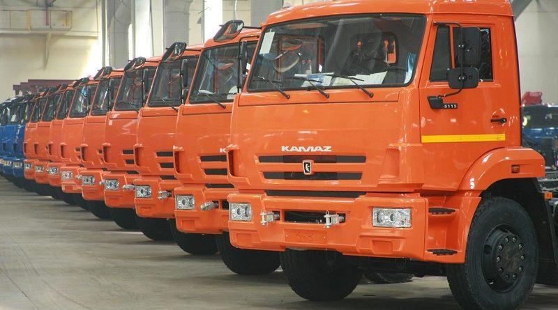 Где купить грузовой автомобиль КАМАЗ в Казахстане