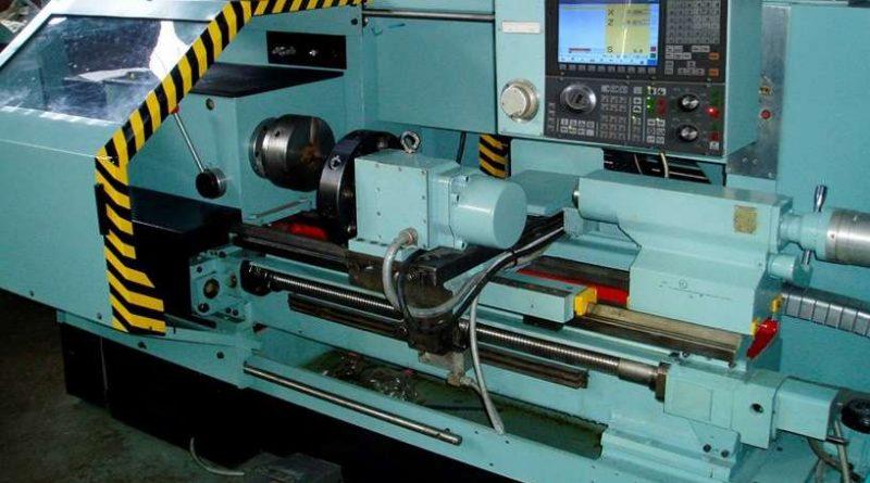 Где купить токарный станок по металлу с ЧПУ в Украине