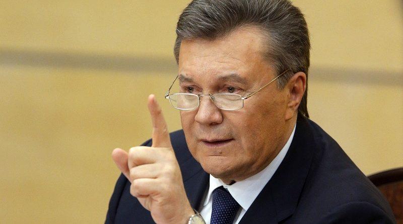 Янукович второй раз заочно арестован после заочного срока 13 лет тюрьмы