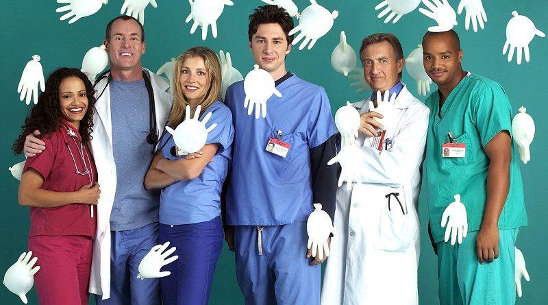 Где смотреть все сезоны сериала Клиника онлайн