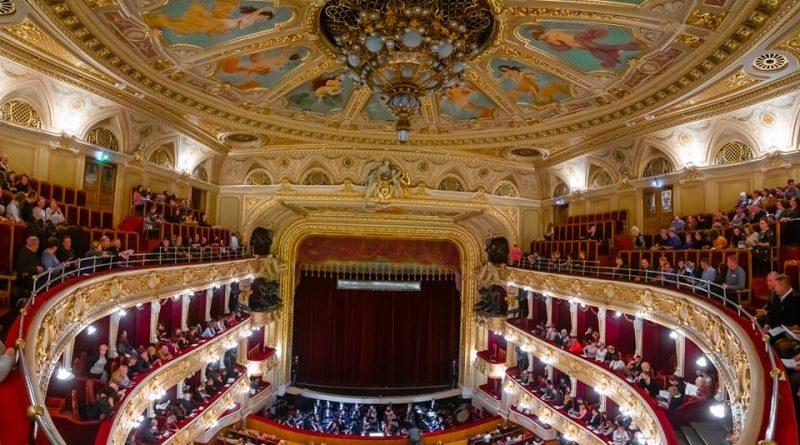 Львовская национальная опера: историческая ценность города