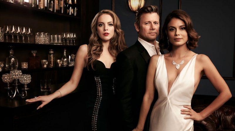 Где смотреть сериал Династия 1-3 сезоны в режиме онлайн бесплатно