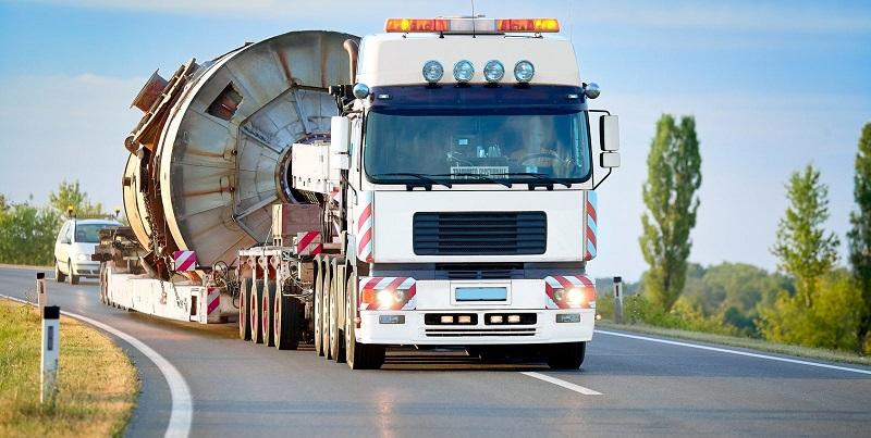 Как выполнить транспортировку негабаритных грузов в Украину