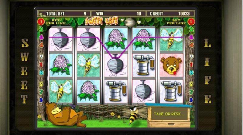 игровой автомат Sweet Life играть бесплатно
