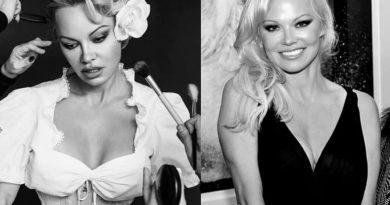 Памела Андерсон — горячий сборник фотографий (181 фото)