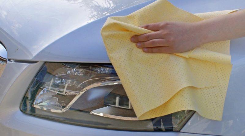 Как используется полировальная салфетка для авто и где купить аксессуар в Украине