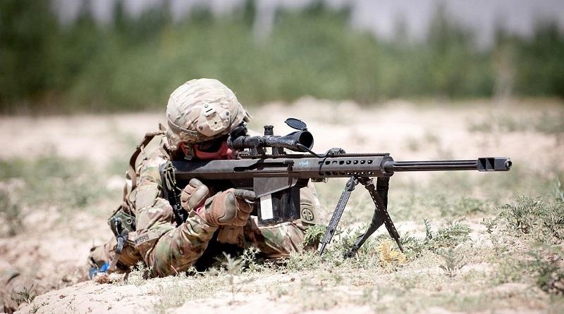 Поиск снайпера. Стрелок идеально замаскировался, но если включить логику, то задача будет решена
