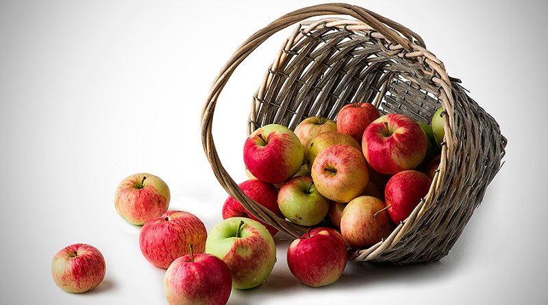 Очень хитрая задача про корзину с яблоками - попробуйте разобраться