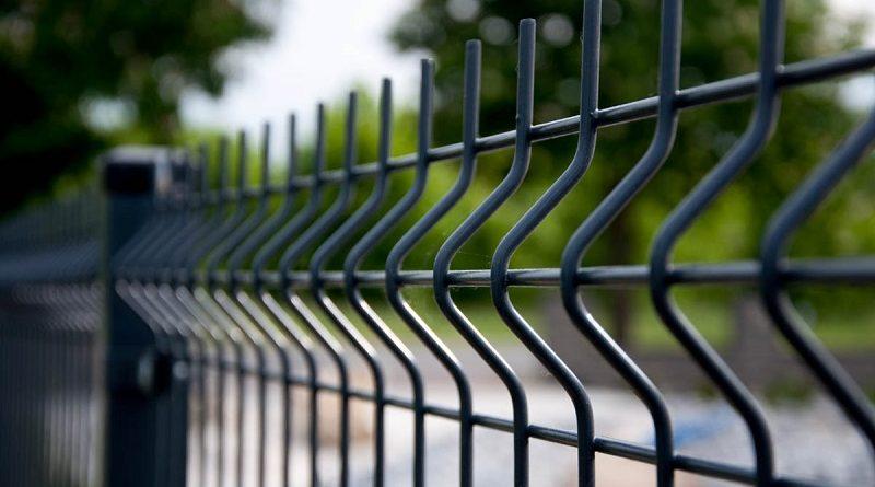 Где купить секционные заборы из металлических прутьев в Украине с доставкой