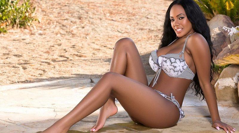 Как ведут себя горячие девушки африканки и афроамериканки (93 фото)