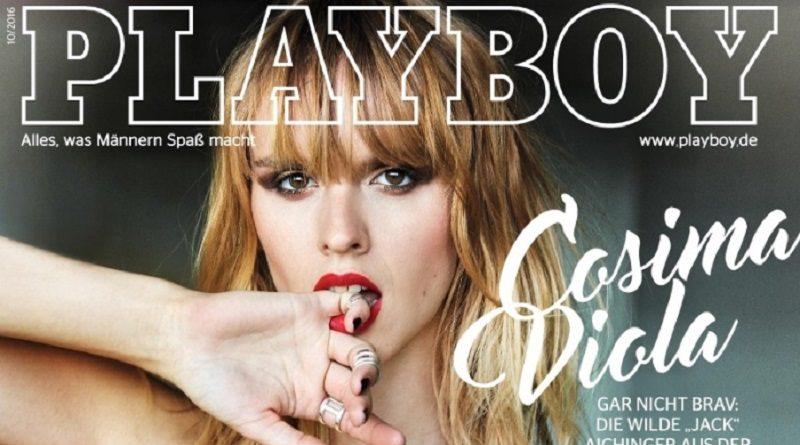 Playboy Германия октябрь 2016 - Косима Виола становится примой (33 фото)