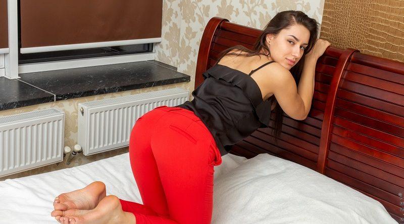 Ангелина Сохо порадовала эстетов отличной фигурой (96 фото)