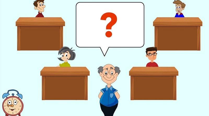 Как профессор разоблачил студентов задав один вопрос? Справляются только 10%