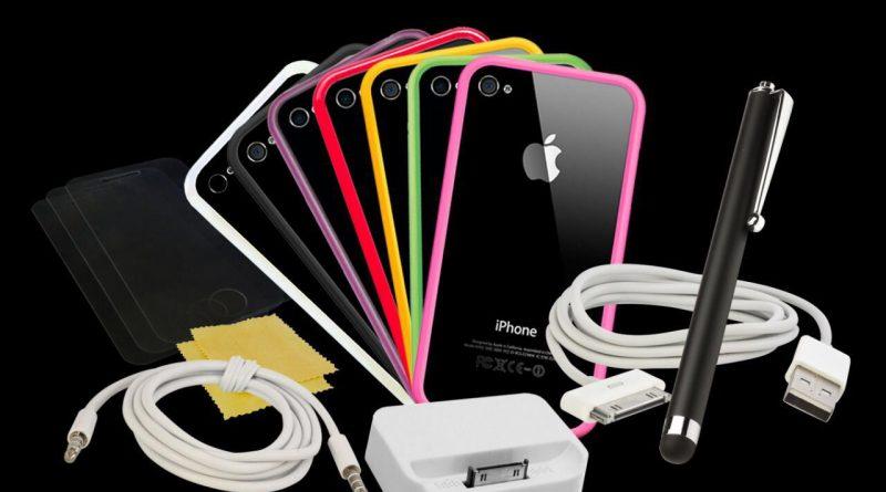 Аксессуары для мобильных телефонов - что доступно на Алиэкспресс