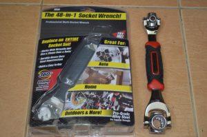 Универсальный гаечный ключ 48 в 1 Universal Tiger Wrench