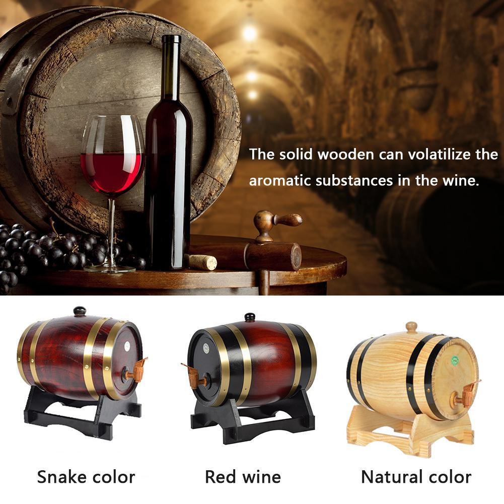 Бочка и бочок для вина - где купить бочку и какое хранить вино