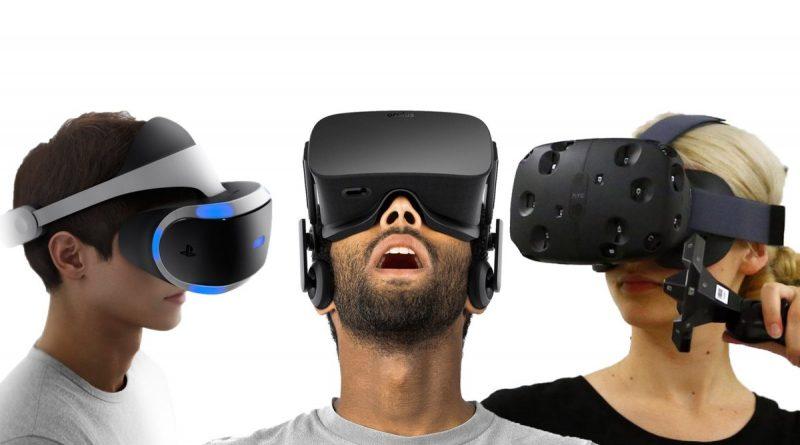 Для чего необходим шлем виртуальной реальности и где купить в России