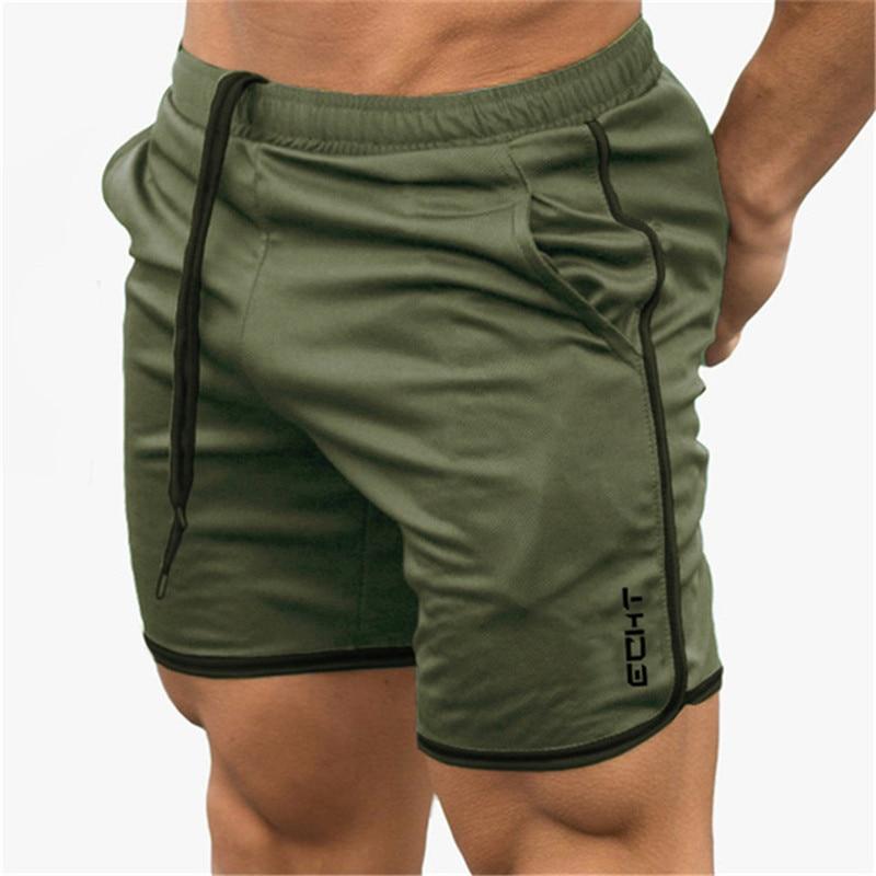 Спортивные шорты для фитнеса мужские где купить