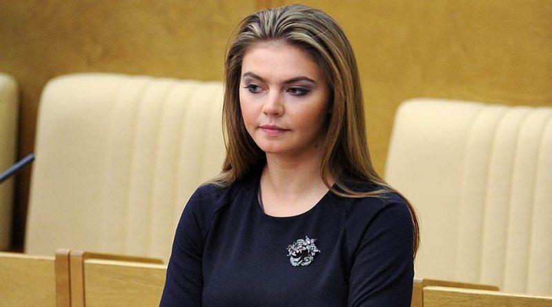 Голая Алина Кабаева и горячие 49 фото последние